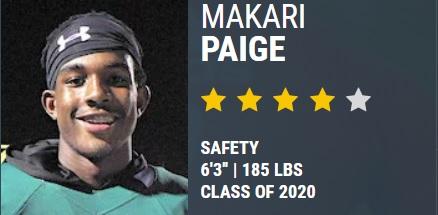 Makari Paige